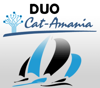 Régate Duo Cat-Amania