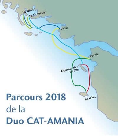 Parcours 2018 Duo Cat-Amania